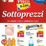 Lidl Specialita Italiane 17-23 Febbraio 2020