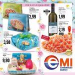 EMI Supermercati Offerte Paqua Aprile 2020