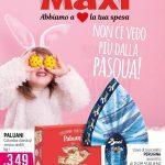 Maxi Supermercati Offerte Paqua Aprile 2020