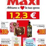 Maxi Supermercati al 13 Maggio 2020