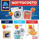 Aldi offerte Gelatiera & Melone 1-7 Giugno 2020