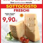 Gran Mercato Grana Padano al 9 Giugno 2020