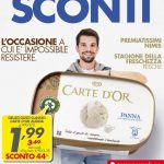 Italmark Gelati Carte D'or 17-30 Giugno 2020