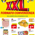 Lidl XXL Formato Convenienza 1-7 Giugno 2020