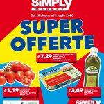 Simply Market Pomodoro Piccadilly 18 Giugno – 1 Luglio 2020