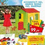 TOYS CENTER Accomodati del Giardino al 24 Giugno 2020