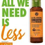 Yves Rocher #lessplastic al 11 Giugno 2020