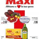 Maxi Supermercati 23 Luglio – 5 Agosto 2020