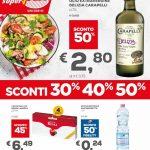 PAN Supermercati Sconti 30-50% 27 Luglio – 5 Agosto 2020