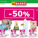 Basko Iper Sconto 50% 18 Agosto – 2 Settembre 2020