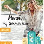 Catalogo Yves Rocher Monoi my summer icon al 19 Agosto 2020