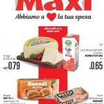Maxi Supermercati 1-14 Ottobre 2020