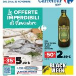 Carrefour Black Week 20-30 Novembre 2020