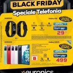 Euronics Black Friday Speciale Telefonia al 25 Novembre 2020