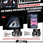 Media World Black Friday al 30 Novembre 2020