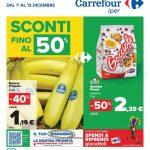 Carrefour Sconti 1-13 Dicembre 2020