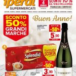 Iperal Sconto 50% Marche Grandi al 12 Gennaio 2021