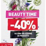 Yves Rocher BEAUTY TIME – 40% al 27 Gennaio 2021