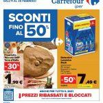 Carrefour Iper Sconti fino al 50% 11-25 Febbraio 2021