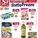 Si con Te Supermercati 11-24 Febbraio 2021