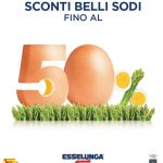 Esselunga Sconti al 50% 4-17 Marzo 2021
