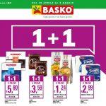 Basko Super 1+1 20 Aprile – 5 Maggio 2021