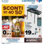 Carrefour Sconti 50% 22 Aprile – 5 Maggio 2021