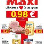 Maxi Supermercati 8-21 Aprile 2021