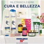 Esselunga CURA & BELLEZZA al 9 Giugno 2021