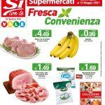 Si con te Supermercati Fresca Convenienza al 12 Maggio 2021