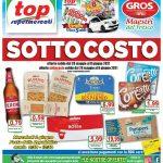 Top Supermercati SottoCosto al 8 Giugno 2021