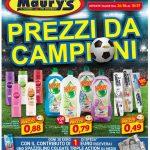Maury's Prezzi da Campioni al 10 Luglio 2021