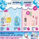 Acqua & Sapone 27 Luglio – 8 Agosto 2021