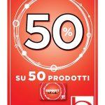 Bennet 50% su 50 Prodotti al 18 Agosto 2021