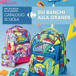 Catalogo Carrefour Scuola al 30 Agosto 2021