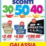 Galassia SCONTI 50% al 11 Agosto 2021