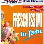 Maxisconto Freschissimi in festa al 10 Ottobre 2021