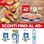 PAN Supermercati Offerte Salmone al 13 Ottobre 2021